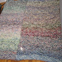 10 Hour Afghan Pattern
