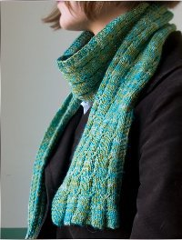 Knit Scarves!: 16 Cool Patterns to Keep You Warm Jensen, Candi Hardcover