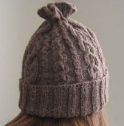 14 cable hat knitting pattern cable hat bitty cabled hat