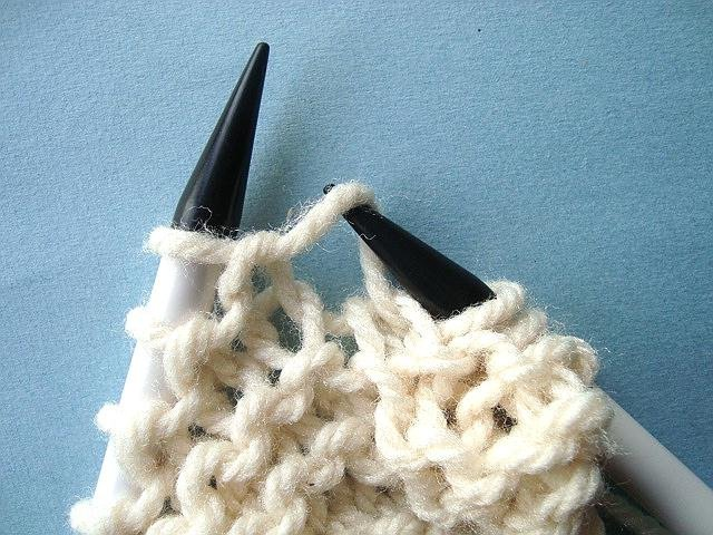 How To Increase Stitches For Knitting : How to Increase Stitches AllFreeKnitting.com