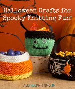 42 Halloween Crafts for Spooky Knitting Fun