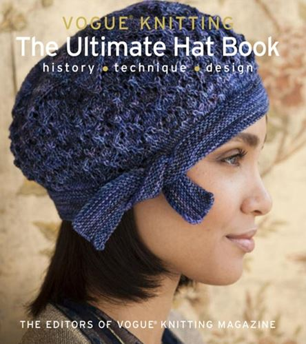 Vogue Knitting: The Ultimate Hat Book Giveaway!