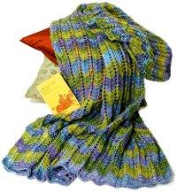 Over 150 Free Afghan Knitting Patterns at AllCrafts.net