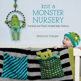 Rose bonnet free knitting pattern - monster pants longies and more