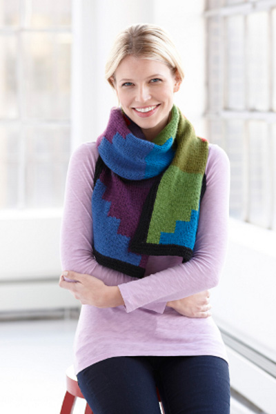 Paintbox Scarf