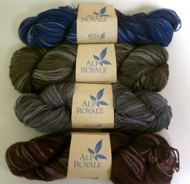 alp royale Win Four Skeins of Alp Royale Yarn!