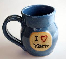 I <3 Yarn Mug Giveaway
