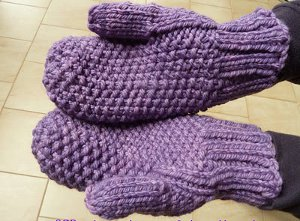 Even More Mittens and Gloves