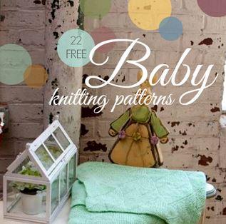 Baby Bonanza: 136 Free Baby Knitting Patterns | AllFreeKnitting.com