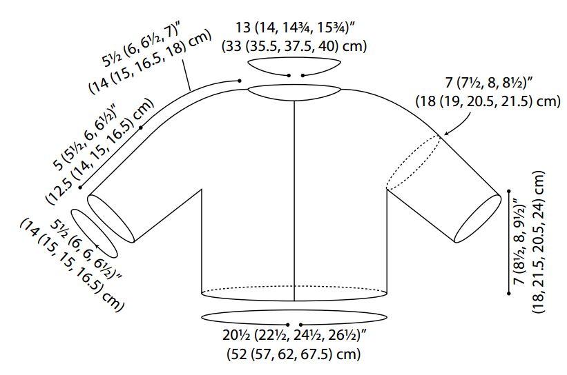 Knitting Baby Sweater Measurements : Seed stitch baby set allfreeknitting