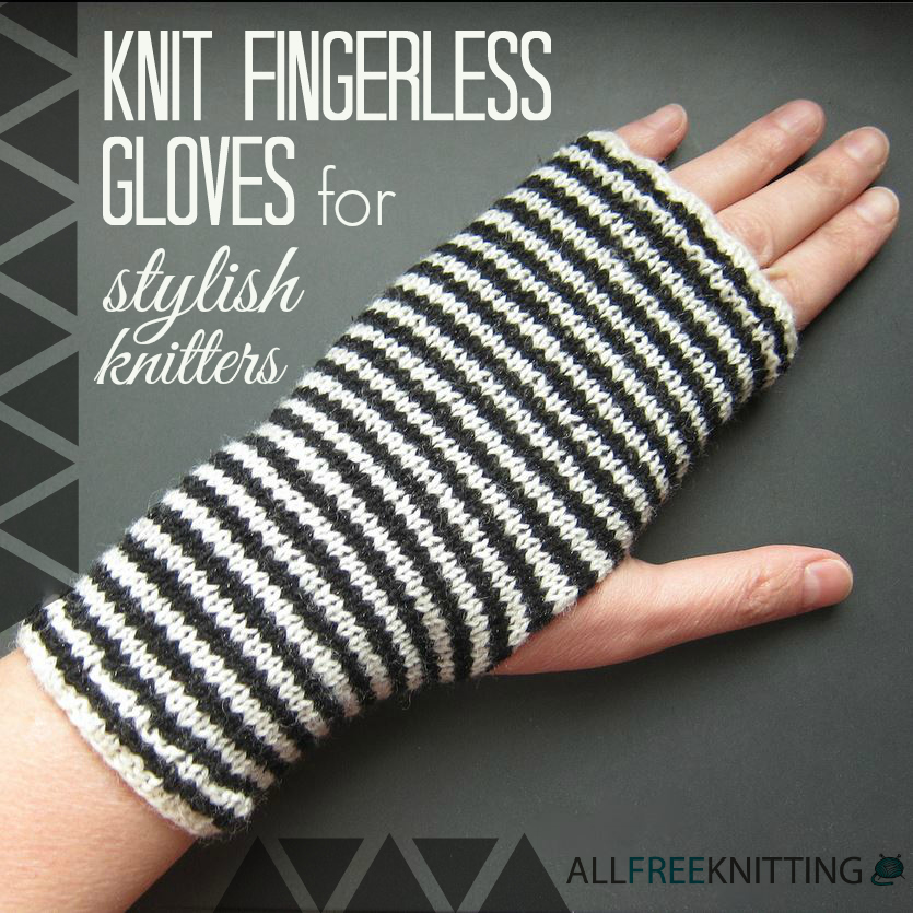 Mens Fingerless Gloves Knitting Pattern Free : Mens Fingerless Gloves Knit Pattern images