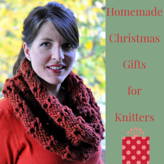 Scarf Knitted Patterns : 15 Homemade Christmas Gifts for Knitters AllFreeKnitting.com