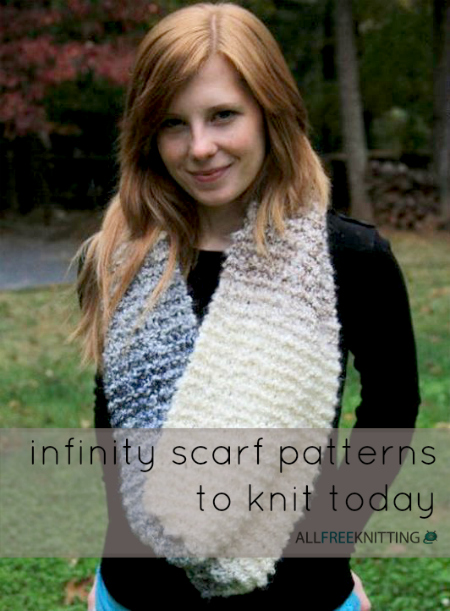 Infinity Scarf Patterns to Knit Today